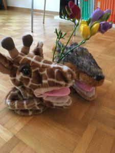 Gewaltfreie Kommunikation Giraffe und Wolf Neukölln